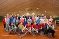 У Тернополі відкрили сучасний комплекс критих тенісних кортів