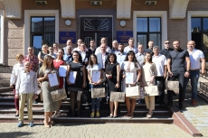 Очільник Тернополя відзначив працівників сфери фізичної культури та спорту