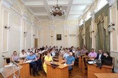 У Тернополі побувала делегація з Івано-Франківська