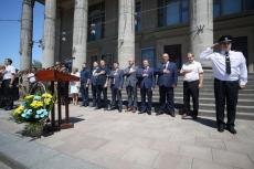 Сергій Надал привітав представників Національної поліції з професійним святом