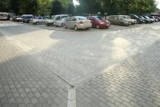 На вулиці Чубинського капітально відремонтували двір