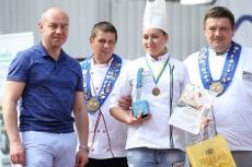 Сергій Надал нагородив переможців Кулінарного Кубку Західної України