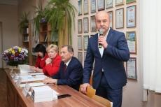 Сергій Надал виступив з вітальним словом з нагоди Дня заснування Тернопільського національного технічного університету