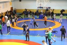 У Тернополі триває ХХІ відкритий Всеукраїнський турнір з вільної боротьби «Тернове поле-2018»