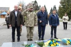 Сергій Надал привітав тернопільських артилеристів напередодні професійного свята