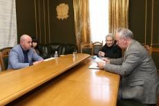Міський голова Сергій Надал провів особистий прийом громадян