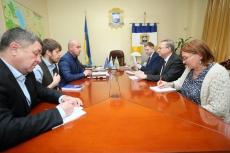 У Тернополі з робочим візитом перебуває делегація Посольства Фінляндії в Україні