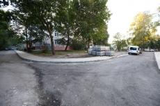 Сергій Надал перевірив стан виконання ремонту двору за адресою вул. Генерала  Тарнавського