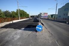Триває капітальний ремонт шляхопроводу на вулиці Бродівській та дороги на вулиці Промислова