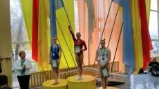 Тернополянка Анастасія Бачинська здобула перемогу на Всеукраїнській гімназіаді зі спортивної гімнастики