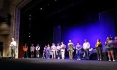 Очільник Тернополя привітав акторів Драмтеатру із завершенням 88-ого театрального сезону