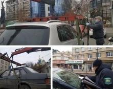 Від початку цього року інспекторами з паркування винесено у Тернополі 3614 адміністративних постанов
