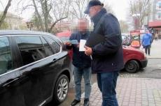 У Тернополі інспектори з паркування склали 1070 постанов на водіїв-порушників