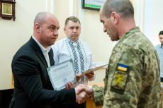 17 учасників АТО з Тернополя отримали сертифікати на квартири