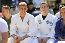 Представники 11 областей прибули до Тернополя для участі у  Кубку України з універсального бою