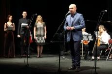 Міський голова привітав колектив Тернопільської музичної школи №1 з нагоди ювілею