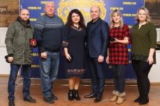 Понад 100 тернополян отримали нагороди під час урочистостей  в Українському Домі