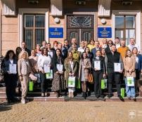 Міський голова Тернополя Сергій Надал привітав працівників туристичної галузі  з професійним святом