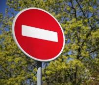 До уваги водіїв! Для ліквідіції пориву трубопроводів теплоносія буде обмежено рух на вул. С. Качали