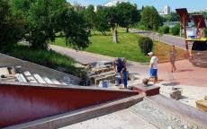 Звіт міського голови Сергія Надала про виконання ремонтних робіт у Тернополі з 13 червня до 20 червня 2019 року