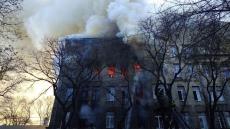 Звернення міського голови Тернополя з приводу трагічних подій в Одесі