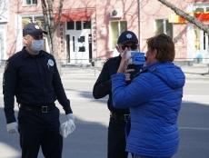 У Тернополі правоохоронці склали 8 адмінпротоколів за порушення карантинних заходів