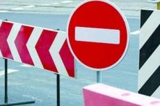 До уваги водіїв! 15 жовтня на вул. Оболоня буде перекрито рух транспорту