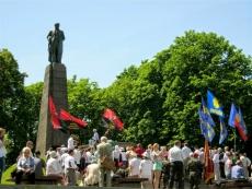 Звернення міського голови Тернополя Сергія Надала з нагоди річниці перепоховання Т.Г. Шевченка