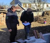 Працівники муніципальної інспекції оформили адмінпротокол на жителя Тернополя за порушення правил утилізації побутових відходів