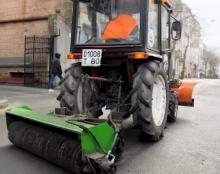 У Тернополі тривають активні роботи із зимового утримання вулично-дорожньої мережі міста