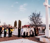 З нагоди Дня Соборності України у Тернополі вшанували пам'ять полеглих Героїв