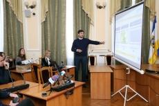 У міській раді представили нову транспортну модель Тернополя