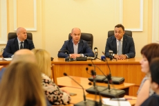 Тернопіль став одним із головних партнерів ОБСЄ у реалізації плану доброчесності