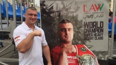 Співчуття міського голови Сергія Надала з приводу смерті Чемпіона світу з армспорту Андрія Пушкаря