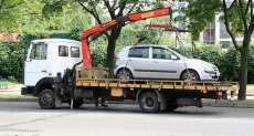 У Тернополі автомобілі, які припарковані з порушенням ПДР, забиратимуть на штрафмайданчик