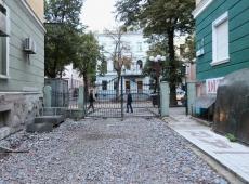 У Тернополі на вул. 15 квітня, 31 завершився ремонт двору