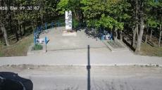 Комунальним підприємством встановлено камеру відеоспостереження, спрямовану на пам'ятник жертвам Голокосту