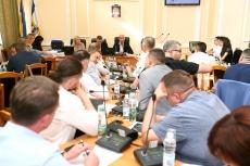 На сесії депутати заслухали звіт про виконання бюджету громади за І квартал 2019 року