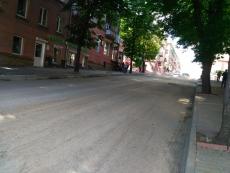 З 25 травня дорога на вул. Шашкевича буде доступна для проїзду транспорту