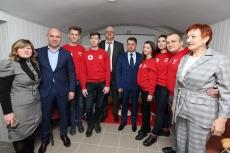 Сергій Надал побував на відкритті першої в Тернополі «Школи першої допомоги»