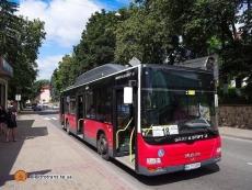 КП «Тернопільелектротранс» зможе придбати 100 пасажирських автобусів