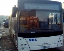 Тернопіль придбав 20 нових низькопідлогових автобусів
