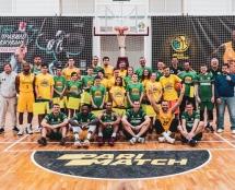 На баскетбольній арені Тернополя провели Всеукраїнську акцію «Тренування із зіркою»
