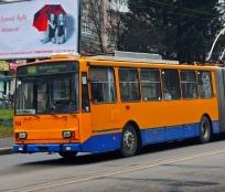 До уваги тернополян! У суботу та неділю буде припинено рух тролейбусів в районі «Збаразького кільця»