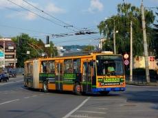 Увага! Тролейбуси за маршрутом №3 тимчасово змінять напрям руху