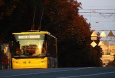 З 14 жовтня тролейбус №1 курсуватиме за новим маршрутом