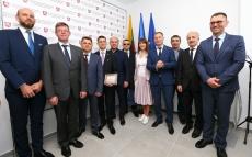 В Тернополі урочисто відкрили Почесне Консульство Литовської Республіки