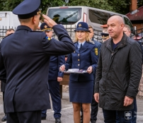 Міський голова Сергій Надал привітав тернопільських рятівників з нагоди професійного свята