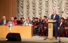 Міський голова привітав випускників Тернопільського національного медичного університету ім. І. Я. Горбачевського