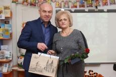 Тернопільська обласна бібліотека для дітей відзначила своє 80-ліття